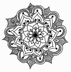 mandala tattoos-if-i-were-to-ever-get-one