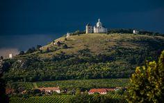 Sebastian Chapel on the Holy Hill (Svatý Kopeček) St Sebastian, Czech Republic, Holi, Monument Valley, Places To Go, Cats, Travel, Ideas, Places To Visit