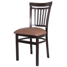Rustic Wood Finish On The Italian Made High Back Chair. Please Contact Us  For Pricing (718)3u2026 | Country Club Furniture | Pinteu2026