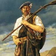 18th Century Scottish Highlander