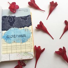 Always take time to daydream. 160/365. . . #drawriotdaily #yearofcreativehabits #carveouttimeforart #creativehabit #createeveryday #getmessyartjournal #artjournal #artjournaleveryday #daydream
