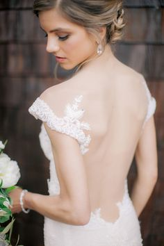 Photography : Clane Gessel Photography Read More on SMP…