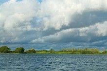Ostseeküste, Landschaft, Wind und Meer