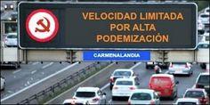 'Memes' sobre las restricciones al tráfico en Madrid.