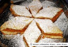 Sütőtökös-narancsos pite