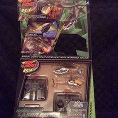 Spinmaster Air Hogs Heli Havoc  Laser Battle 2 Remote Conroller Helicopters Fun #AirHogs