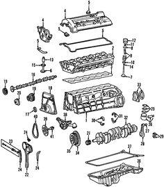 1997 Mercedes-Benz E320 Parts - Mercedes Benz Parts