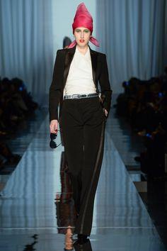Défilé Jean Paul Gaultier Haute couture printemps-été 2017 1