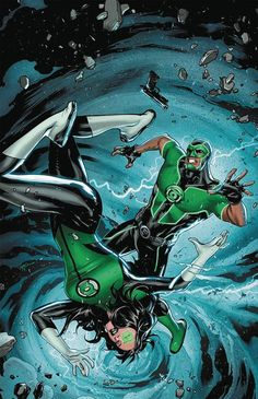 Green Lanterns #11 Cover B Variant Emanuela Lupacchino Cover