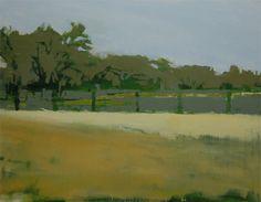 Sumner & Dene Gallery - Mark Horst: Bosque Spring #10