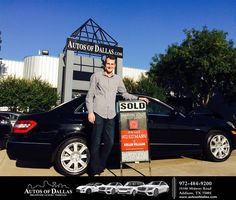 https://flic.kr/p/K5hwnM | #HappyBirthday to Brad from Jeff Thompson at Autos of Dallas! | deliverymaxx.com/DealerReviews.aspx?DealerCode=L575