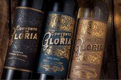 Stylish Visual Identity for Portuguese Wine – Fubiz Media