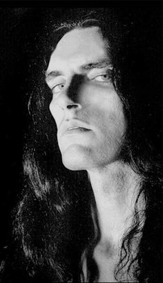 Peter Steele Type O Negative. Peter Steele, Type 0 Negative, Dark Romance, Beautiful Men, Beautiful People, Pretty People, Avatar, Photo Images, Gothic Rock