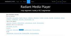 Un lecteur de média codé en JavaScript et open source - rmp-segment  Rmp-segment est un lecteur de média open source totallement écrit en JavaScript.   http://noemiconcept.com/index.php/en/departement-communication/news-departement-com/207343-webdesign-un-lecteur-de-m%C3%A9dia-cod%C3%A9-en-javascript-et-open-source-rmp-segment.html