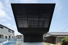 LIFT by APOLLO Architects & Associates Co.,Ltd.   #architecture #building #residence #house #home #modern