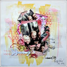 Bliss and Gesso: A Mixed Media Color Challenge. Gayle Price