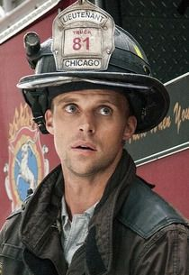 Jesse Spencer as Matthew Casey on 'Chicago Fire' | Shared by LION