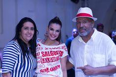 Mari Antunes, vocalista do Babado Novo, é a nova musa do Salgueiro - Foto: Alex Nunes