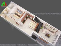 Two Story House Plans, Small House Plans, Rendered Houses, Bamboo Design, Dream House Interior, House Elevation, Sims House, Small House Design, Facade House