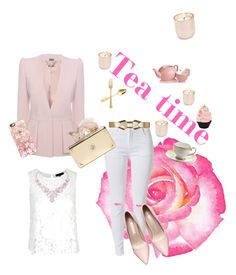 Relax for a tea, be fashionist