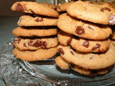 Parable of the chocolate chip cookie