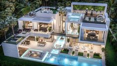 Architektur & Bau Luxusvilla in Dubai#design #model #dress #shoes #heels #styles #outfit #purse #jewelry #shopping #glam #love #amazing #style #swag