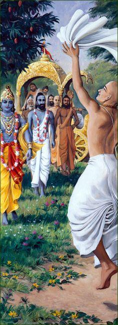 Devotee Sri Srutadeva