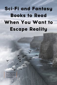 Members of our science fiction and fantasy group shared the books they turn to when they need an escape from reality. Anne Of Windy Poplars, Fantasy Books To Read, Science Fiction Books, Penguin Random House, First Novel, What To Read, Love Book, Me As A Girlfriend, Reading Lists