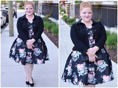 I review a dress from Chi Chi London's capsule collection for Yours Clothing and…