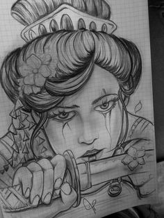 Alexbreak : Warrior girl
