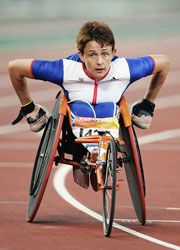 The Lord's Taverners - grants for young people towards sports wheelchair purchace