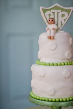 baptism, ctr 8th birthday cake