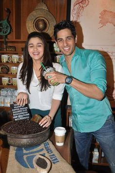 'Student of the year' stars Alia Bhatt and Sidharth Malhotra