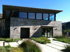 butterfly house, carmel (architecture: jonathan feldman)