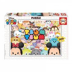 Puzzle Tsum Tsum Disney ( Ref:  0000016863 )