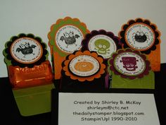 batty for you stampin up - Google Search