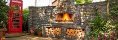 FINISH OPTIONS - Outdoor Wood Burning Fireplaces