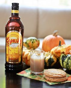 Classic Cocktail Spotlight: the @Kahlua White Russian!