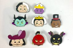 """""""Tsum Tsum Pin News! A Look at the Latest Pins at the Parks: Villains & Star Wars Series 2! - Tsum Tsum Central Blog https://t.co/bddlm6RitW"""""""