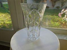 """Beautiful 11"""" Trumpet Vase"""
