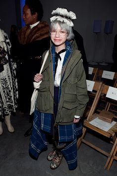 Vogue Daily — Tavi Gevinson age before beauty?