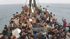 Rohingya boat people off the coast of Indonesia Save Syria, Charitable Giving, Asylum, Palestine, World, Boats, June, Pictures, Ship