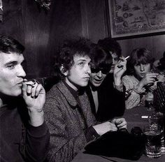 Bob Dylan and The Band, 1965