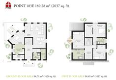 Point 183E  house project