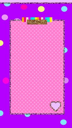 Polka Dots Wallpaper or Lock-Screen you choose