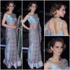 Celebrity Style,KANGANA RANAUT,ami patel,Rangoon