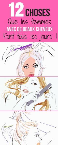 Si vous souhaitez avoir des cheveux parfaits, la première chose à faire est de laisser tomber tous les traitements qui vous coûtent cher ! Cela vide plus votre compte en banque qu'autre chose.  Prenez plutôt des habitudes quotidiennes qui feront une vraie différence. Nous avons demandé à plusieurs coiffeurs leurs meilleurs secrets pour avoir des cheveux parfaits tous les jours. Voici leur liste.