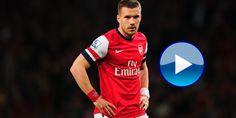 (VİDEO) Lukas Podolski Galatasaray'da – Podolski'nin Futbolu ve Gollerini İzleyin | Haberegider Blog