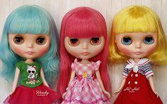 (( Wendy + Penny + Hi!-Ho! ))