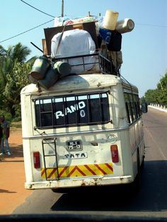 Local transport in Malawi.  Experience the true African lifestyle.